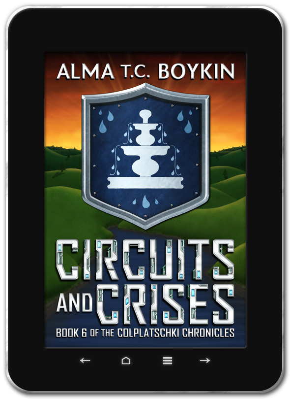 Circuits and Crises / Alma T.C. Boykin