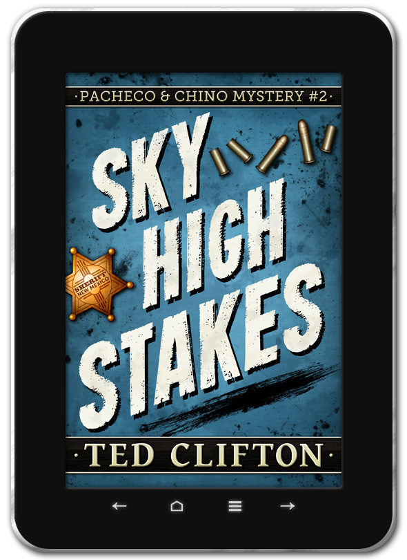Sky High Stakes / Ted Clifton