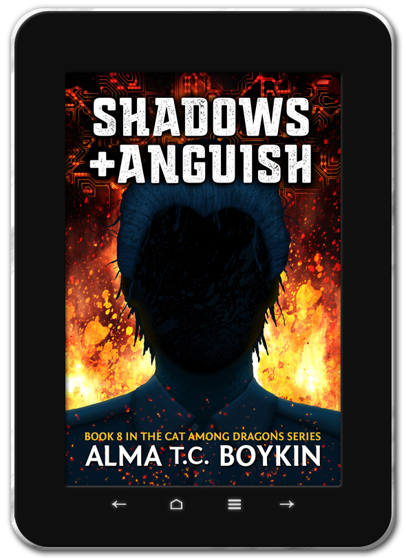 Shadows and Anguish / Alma T C Boykin